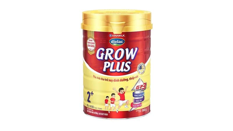 Sữa giúp tăng trưởng chiều cao Dielac Grow Vinamilk