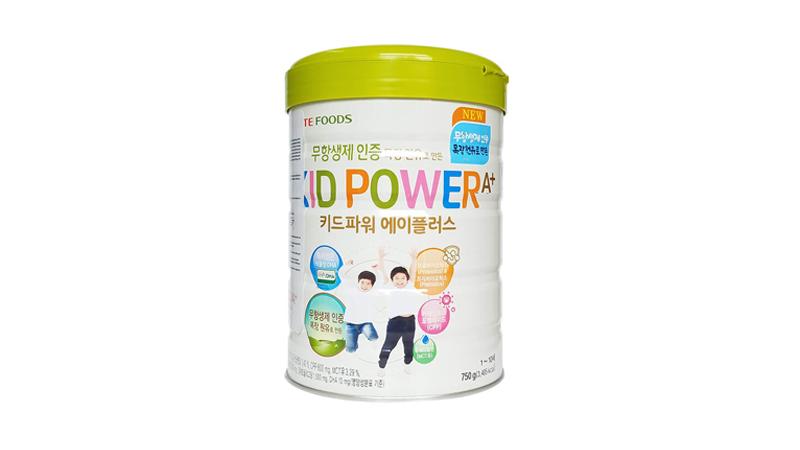 Sữa giúp tăng trưởng chiều cao Kid Power Hàn Quốc