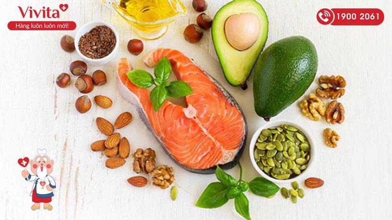 Bạn có thể tìm thấy nguồn collagen dồi dào trong thực phẩm hàng ngày
