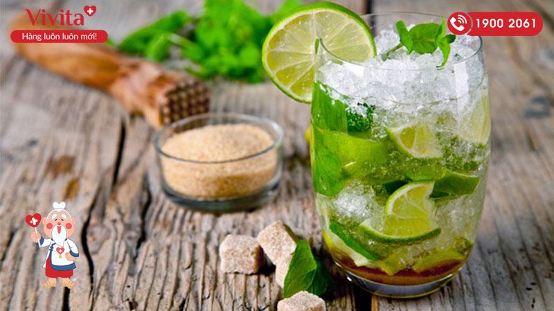 Chanh là một trong những thực phẩm mát gan thải độc hiệu quả