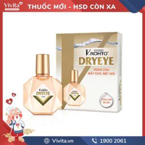 Thuốc nhỏ mắt V.rohto Dryeye