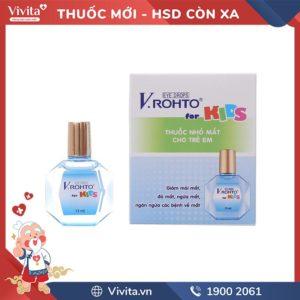 V.rohto for kid