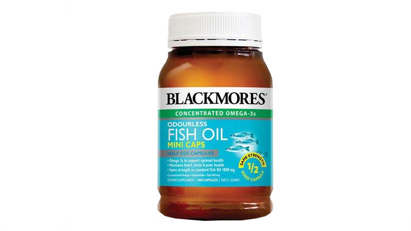 Dầu cá Blackmores Odourless