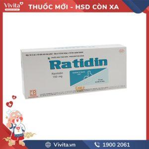 Ratidin 150