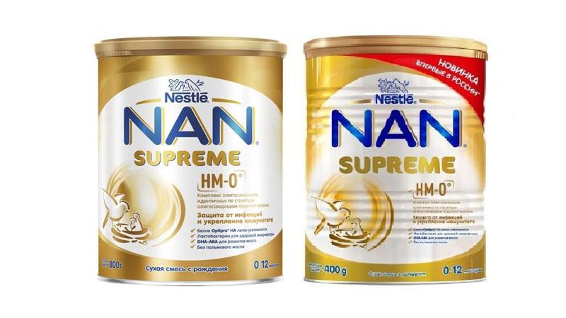 Sữa Supreme NAN HMO