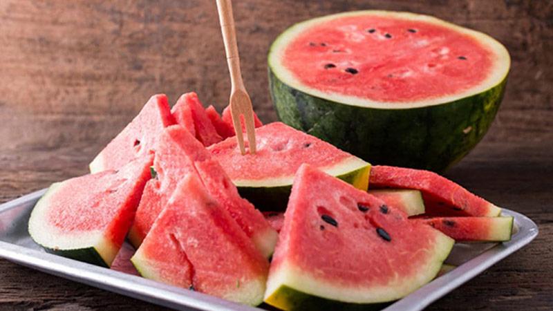 Ăn nhiều trái cây giải nhiệt vào mùa hè