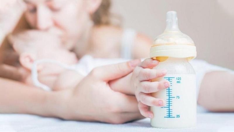 Chọn sữa công thức đạt các tiêu chuẩn sữa công thức dành cho trẻ sơ sinh