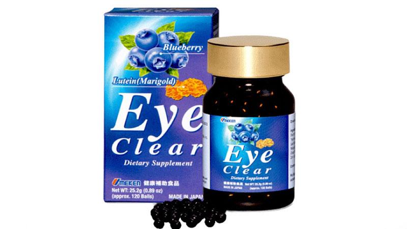 eye clear nhật