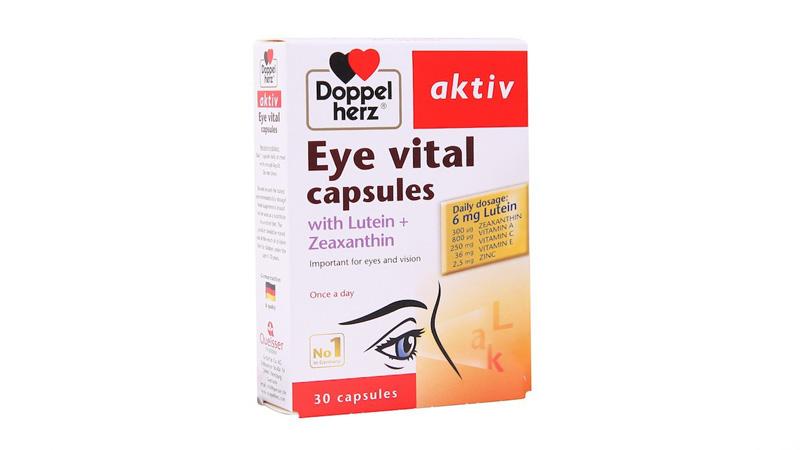 Eye vital