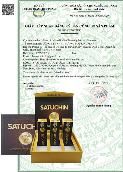 viên trĩ satuchi