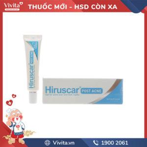 hiruscar post acne 10g