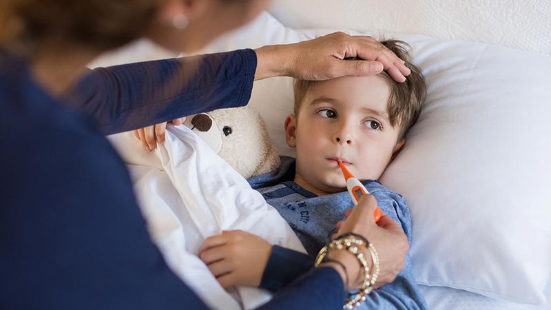 Lưu ý khi dùng thuốc cho trẻ