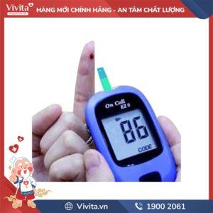 Máy đo đường huyết On Call EZ2