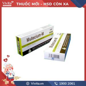 mutecium-m 10mg