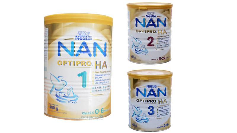 Sữa NAN HA