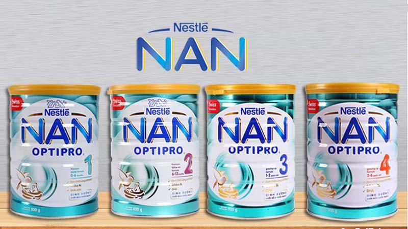 Sữa NAN Việt