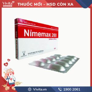 Thuốc kháng sinh Ninemax 200
