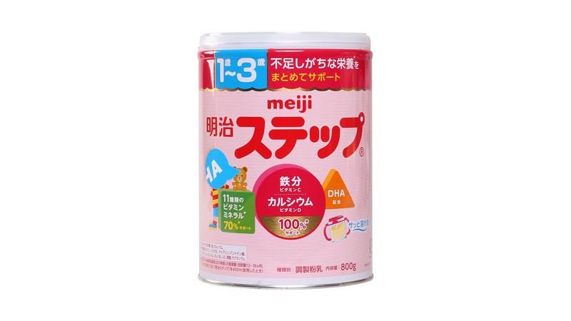 Sữa dành cho trẻ suy dinh dưỡng meiji Nhật Bản
