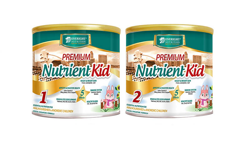 sữa Premium Nutrient Kid thuộc TOP đầu các loại sữa được Viện dinh dưỡng khuyên dùng cho sự phát triển toàn diện của trẻ.