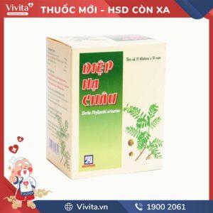 Thuốc uống giải độc gan Diệp Hạ Châu