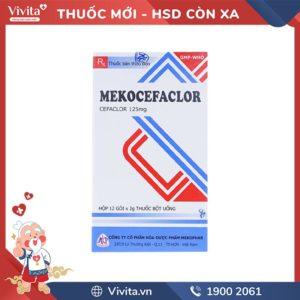 mekocefaclor 125mg