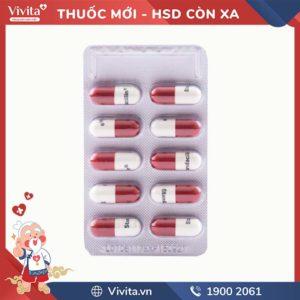 Thuốc kháng sinh Standacillin 500mg