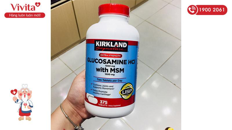 Viên uống bổ khớp Glucosamin Extra