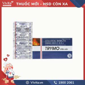 Thuốc trị viêm loét dạ dày, tá tràng Trymo