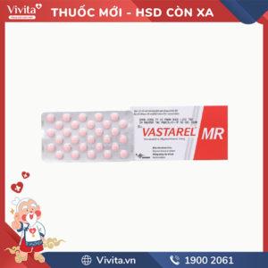Thuốc trị đau thắt ngực Vastarel MR
