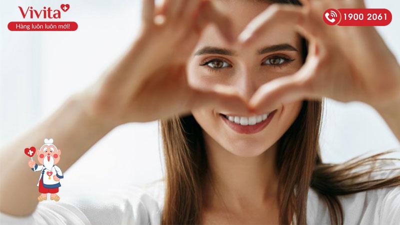 Vitamin nào tốt cho mắt