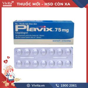 chống đông máu plavix