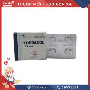 Tinidazol trị nấm