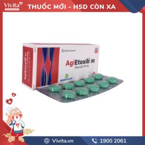 thuốc giảm đau kháng viêm agietoxib