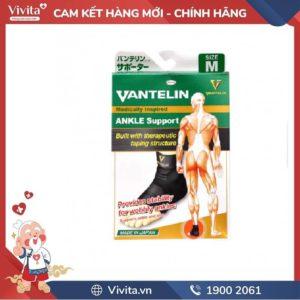 Đai bảo vệ cổ chân Vantelin size M