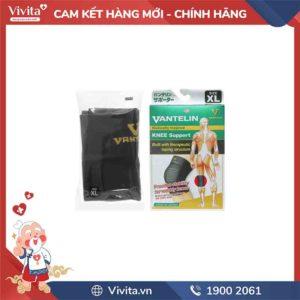 Đai bảo vệ đầu gối Vantelin size M,L,XL