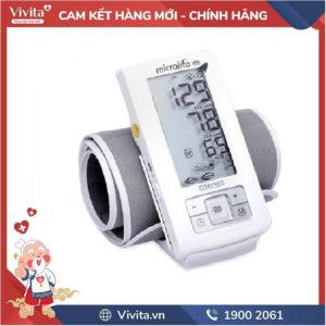 Máy đo huyết áp bắp tay tự động Microlife BP A6 Basic