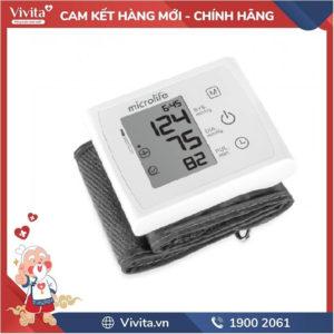 Máy đo huyết áp điện tử cổ tay Microlife W3 Comfort