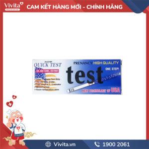 Que Thử Thai Quick Test (H/100q)