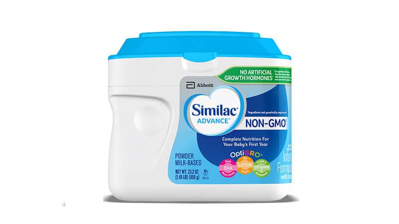Similac Advance NON GMO