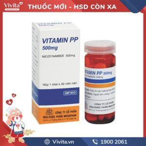 vitamin PP 500mg