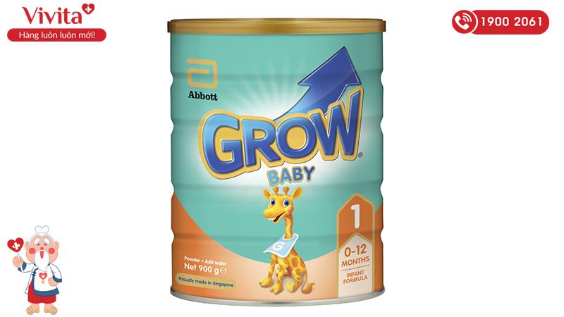 Abbott Grow Baby Infant Formula