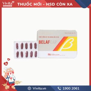 Thuốc bồi bổ sức khoẻ Belaf Cap