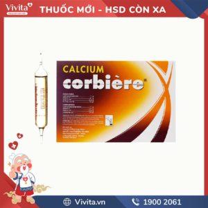 Thuốc bổ sung canxi Calcium Corbiere 10ml