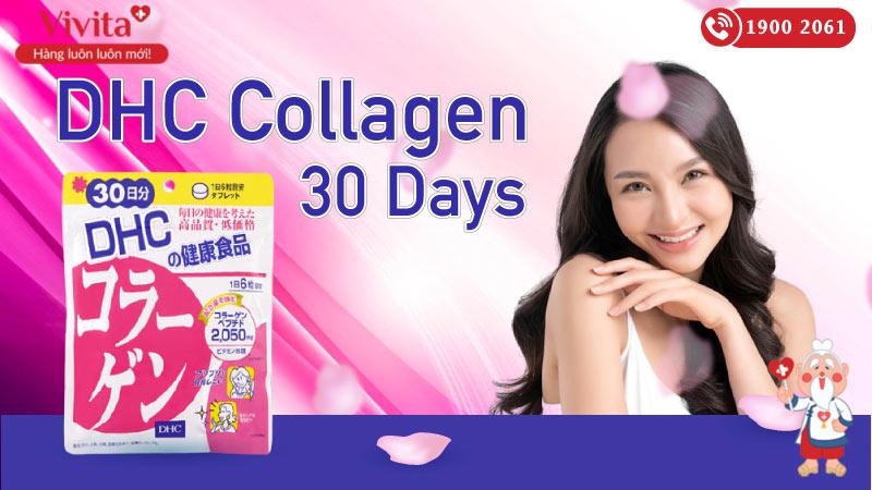 dhc collagen 30 days