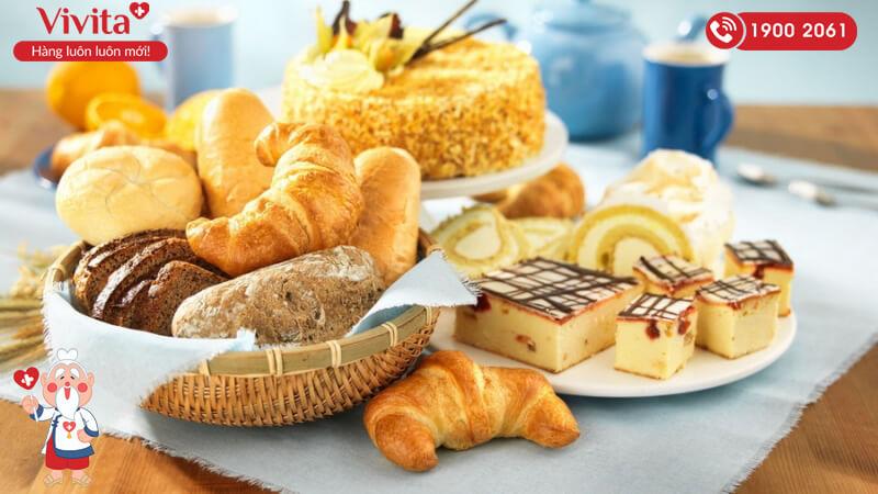 Thực phẩm ngọt và béo