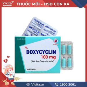 doxycyclin 100mg dmc