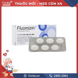 fluomizin trị nấm