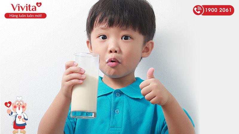 sữa úc cho trẻ em
