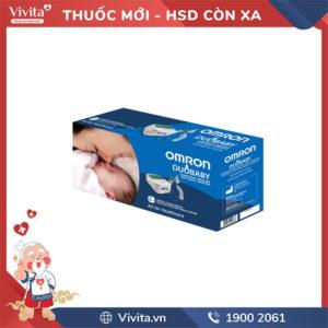 Máy xông mũi họng Omron DUOBABY NE-C301