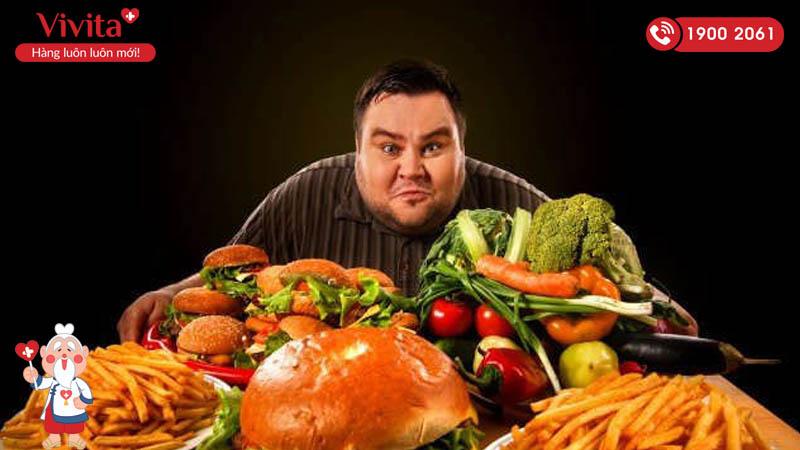 thực phẩm hạ men gan
